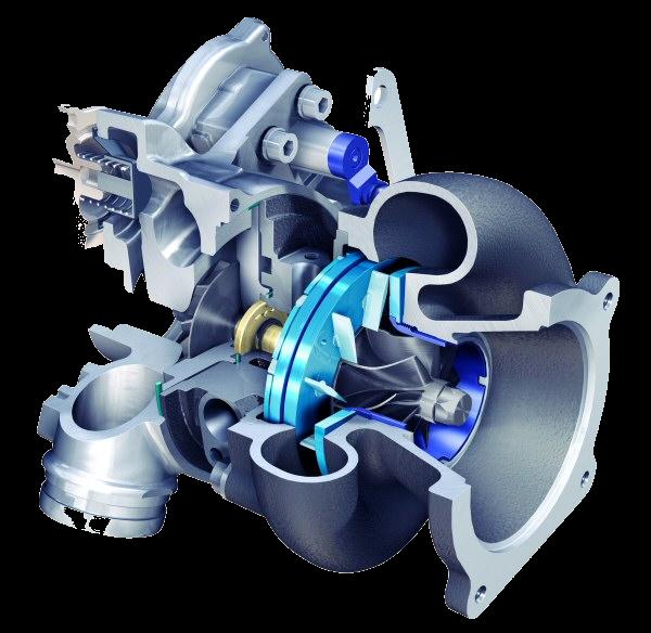 Turbocharger_scheme
